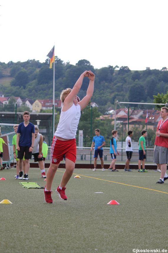 Try Out der Jugend Footballer der Marburg Mercenaries 196