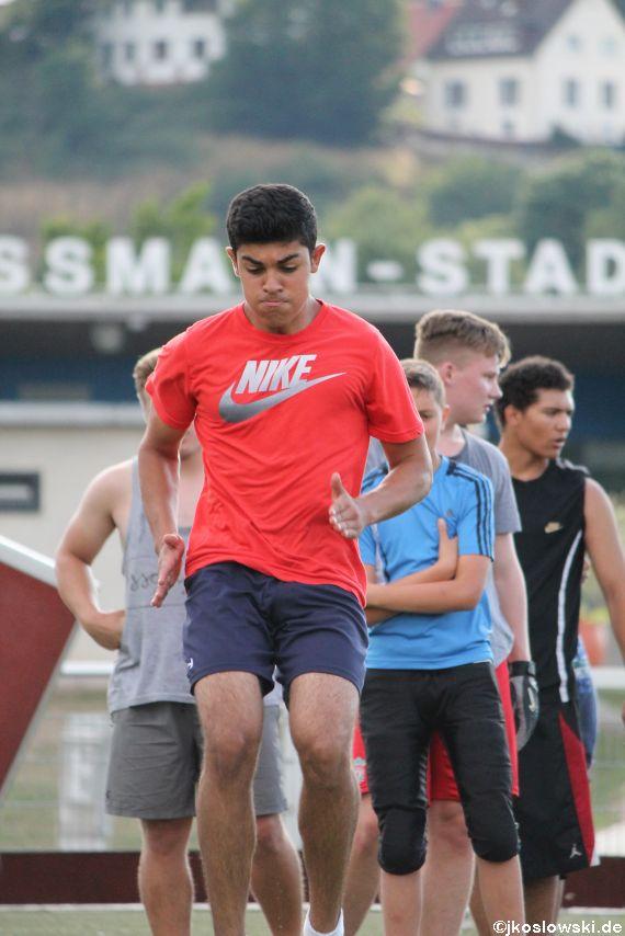 Try Out der Jugend Footballer der Marburg Mercenaries 203