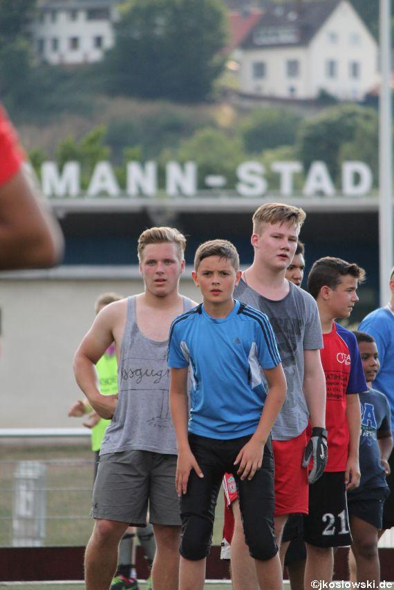 Try Out der Jugend Footballer der Marburg Mercenaries 204
