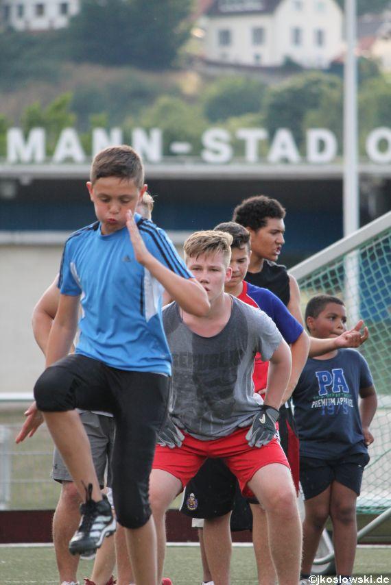 Try Out der Jugend Footballer der Marburg Mercenaries 205