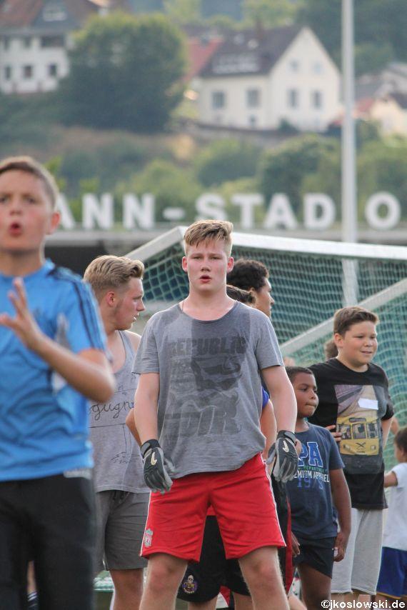 Try Out der Jugend Footballer der Marburg Mercenaries 206