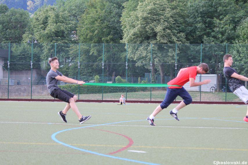 Try Out der Jugend Footballer der Marburg Mercenaries 209