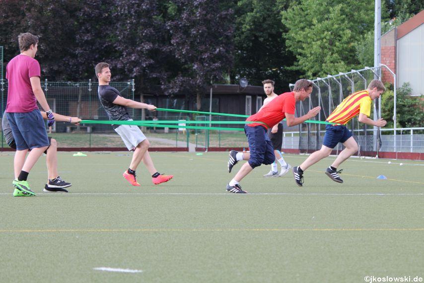 Try Out der Jugend Footballer der Marburg Mercenaries 210