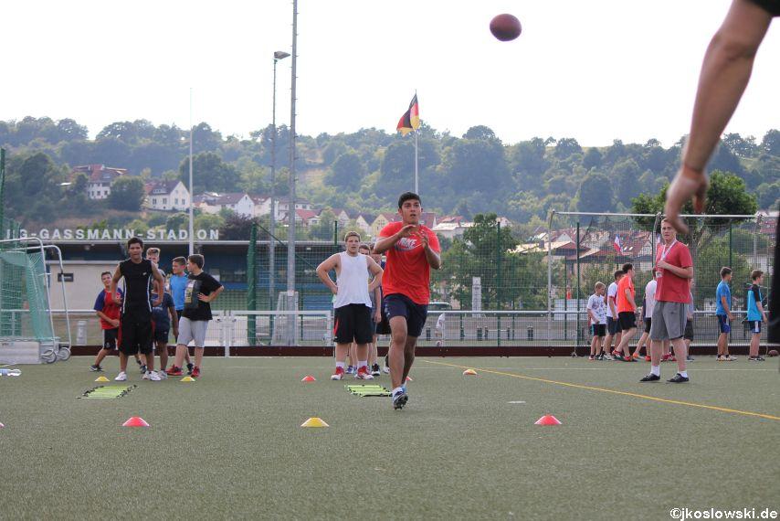 Try Out der Jugend Footballer der Marburg Mercenaries 219