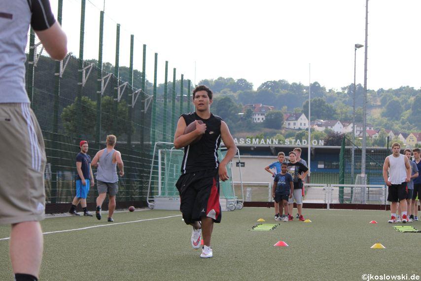 Try Out der Jugend Footballer der Marburg Mercenaries 226