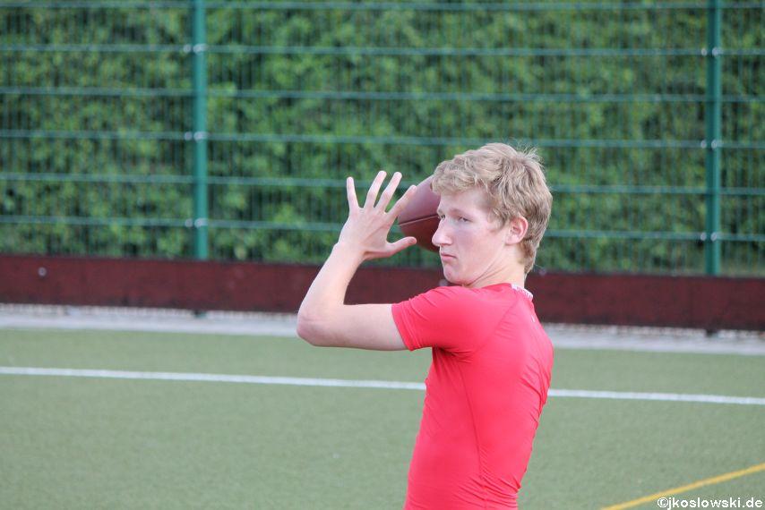 Try Out der Jugend Footballer der Marburg Mercenaries 234