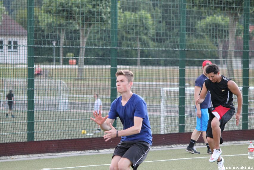 Try Out der Jugend Footballer der Marburg Mercenaries 238