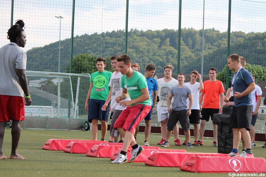 Try Out der Jugend Footballer der Marburg Mercenaries 239