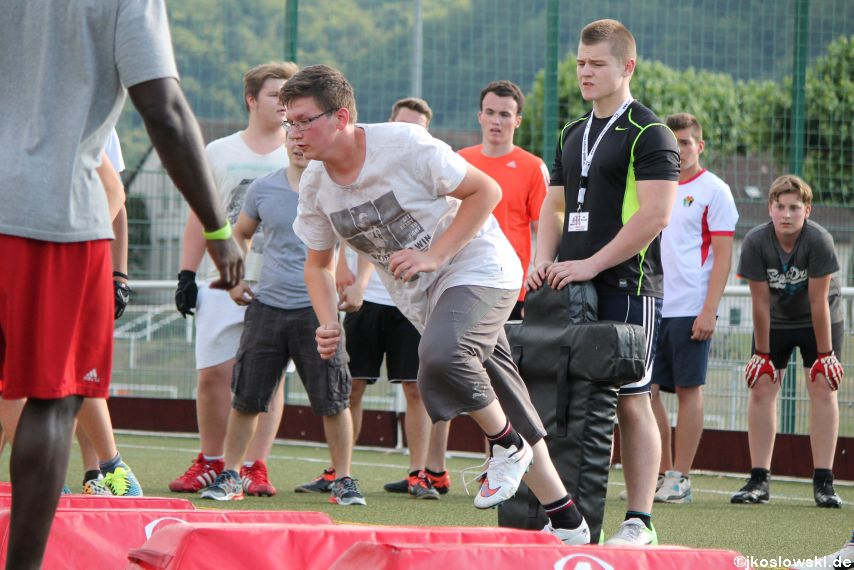 Try Out der Jugend Footballer der Marburg Mercenaries 241