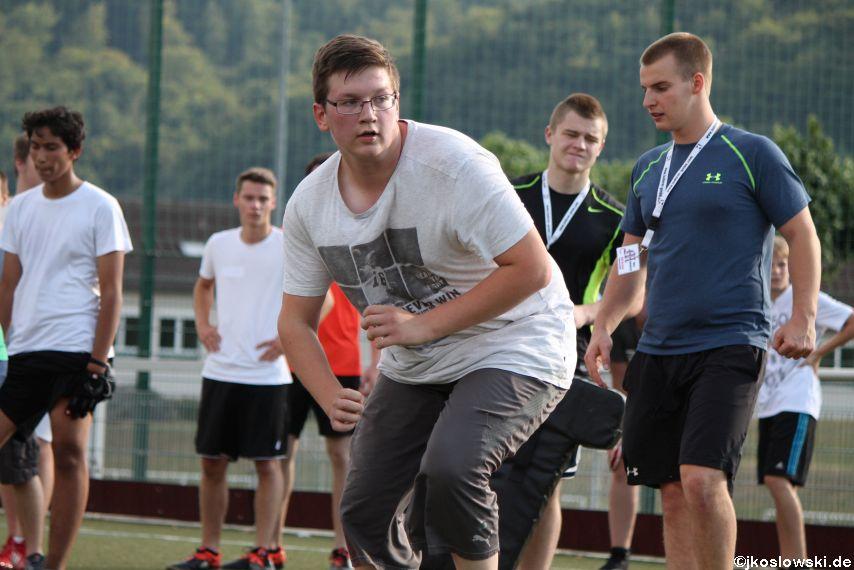 Try Out der Jugend Footballer der Marburg Mercenaries 242