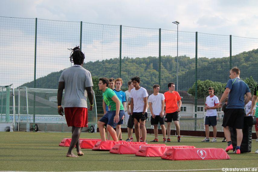 Try Out der Jugend Footballer der Marburg Mercenaries 243