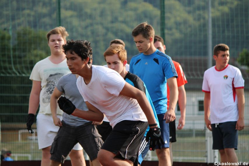 Try Out der Jugend Footballer der Marburg Mercenaries 246