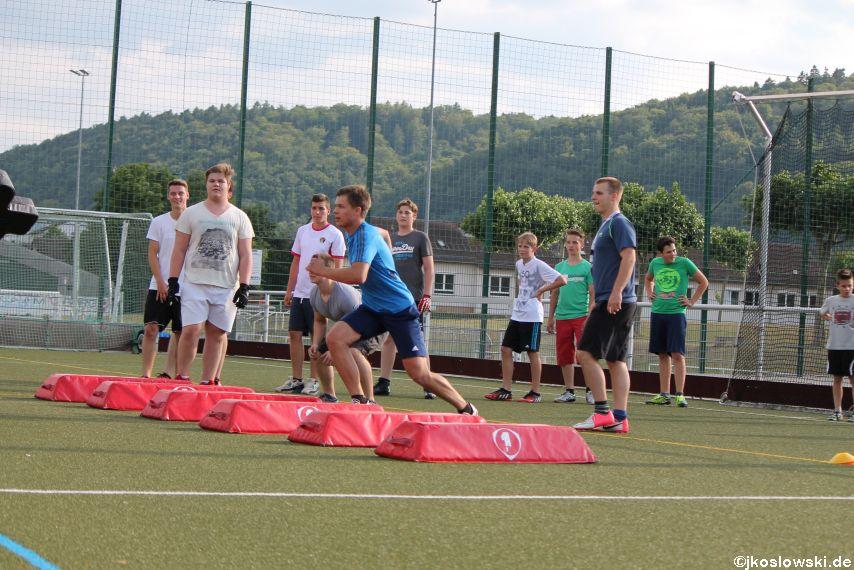 Try Out der Jugend Footballer der Marburg Mercenaries 251