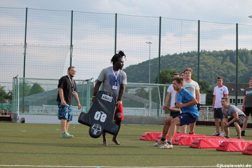 Try Out der Jugend Footballer der Marburg Mercenaries 252