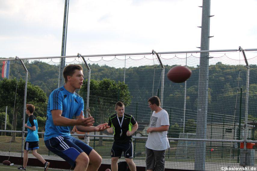 Try Out der Jugend Footballer der Marburg Mercenaries 253