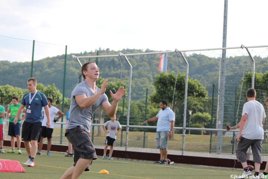 Try Out der Jugend Footballer der Marburg Mercenaries 257