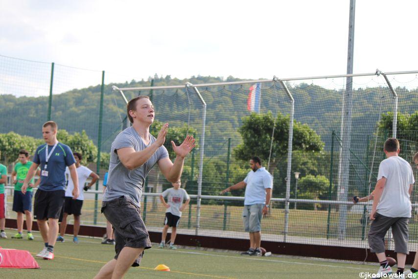 Try Out der Jugend Footballer der Marburg Mercenaries 257