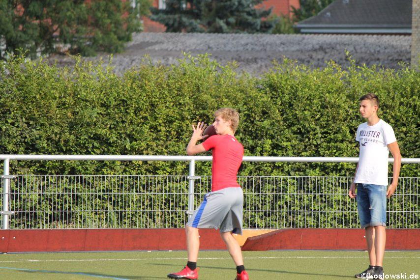 Try Out der Jugend Footballer der Marburg Mercenaries 259