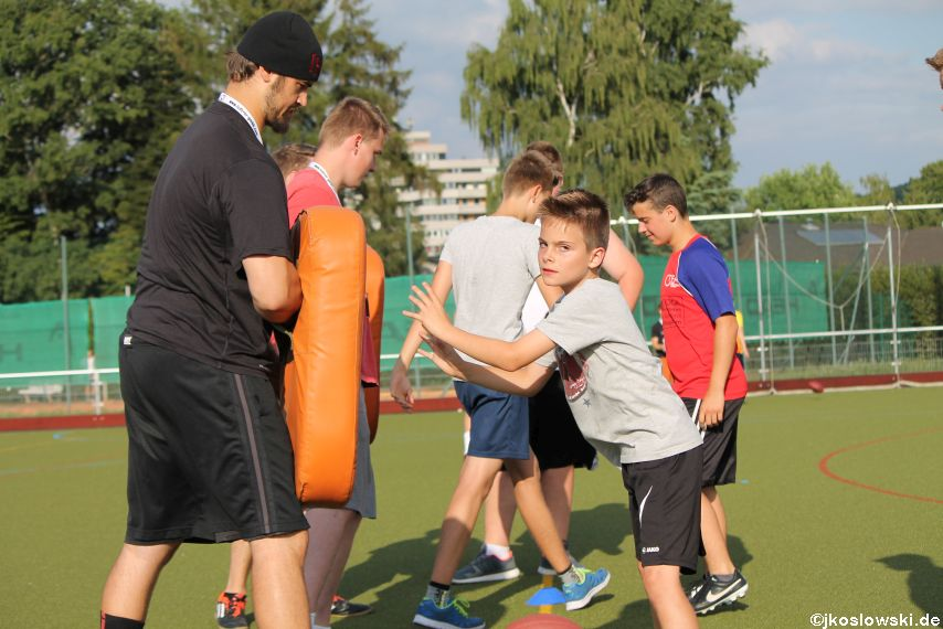 Try Out der Jugend Footballer der Marburg Mercenaries 281
