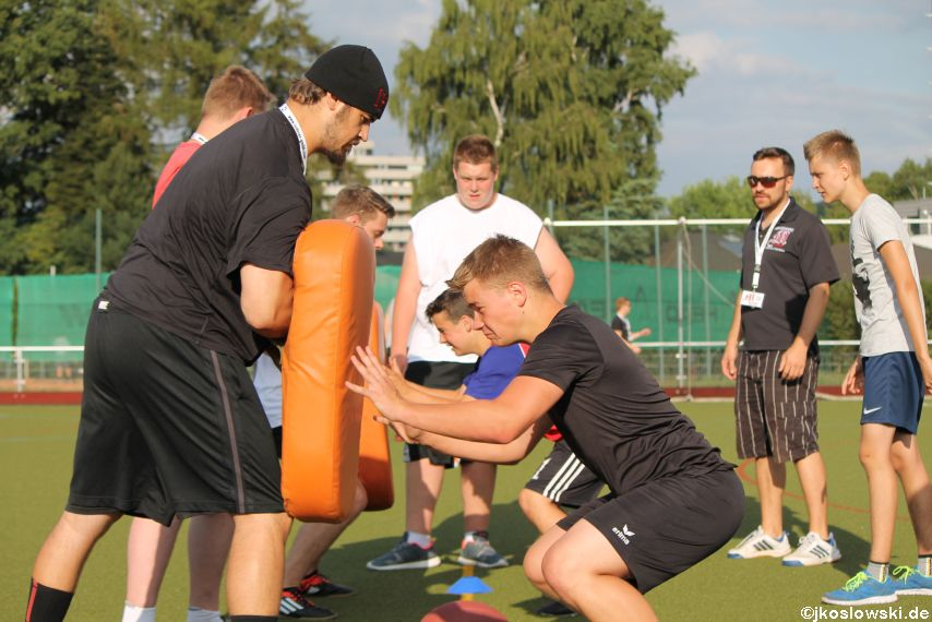 Try Out der Jugend Footballer der Marburg Mercenaries 282