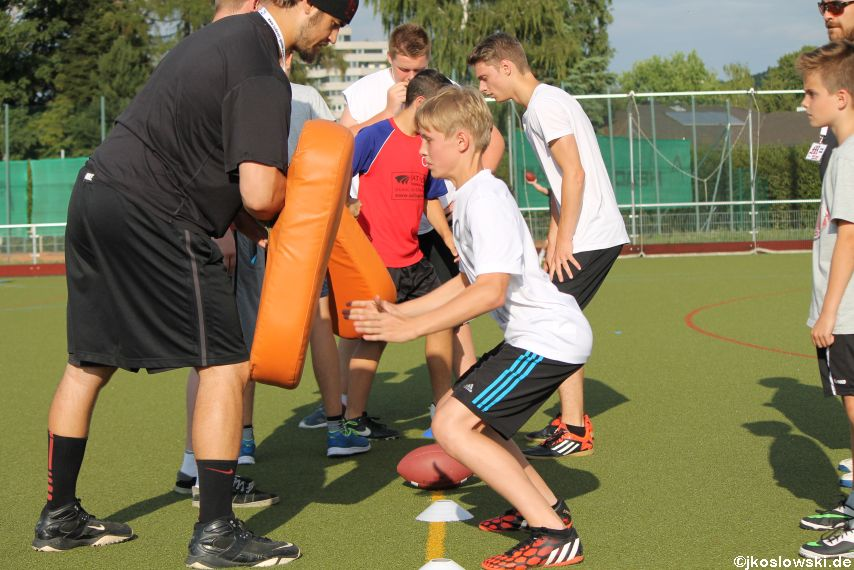 Try Out der Jugend Footballer der Marburg Mercenaries 283