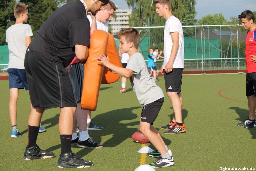 Try Out der Jugend Footballer der Marburg Mercenaries 284