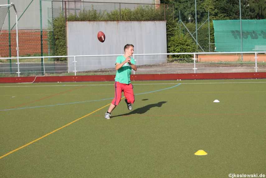 Try Out der Jugend Footballer der Marburg Mercenaries 288