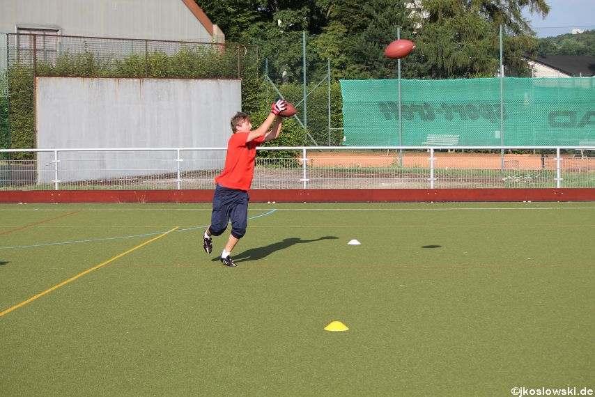 Try Out der Jugend Footballer der Marburg Mercenaries 289