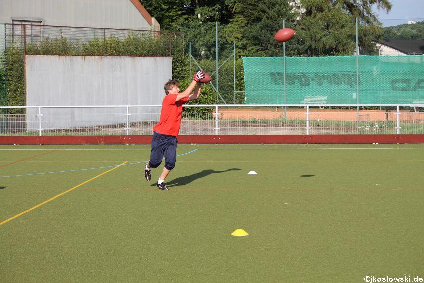 Try Out der Jugend Footballer der Marburg Mercenaries 289
