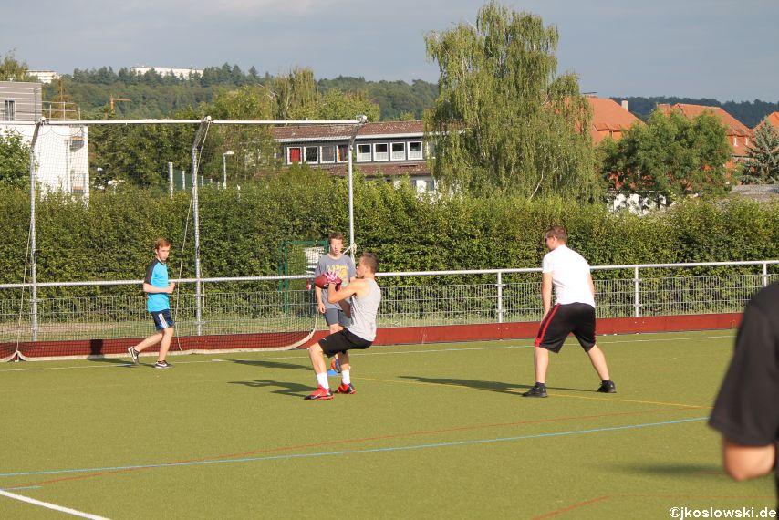 Try Out der Jugend Footballer der Marburg Mercenaries 293