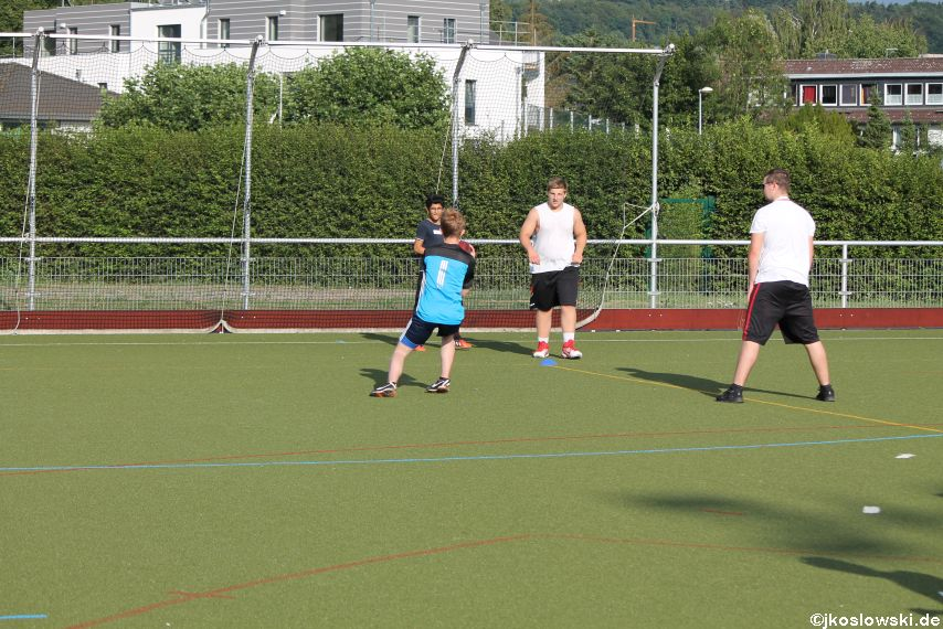 Try Out der Jugend Footballer der Marburg Mercenaries 296