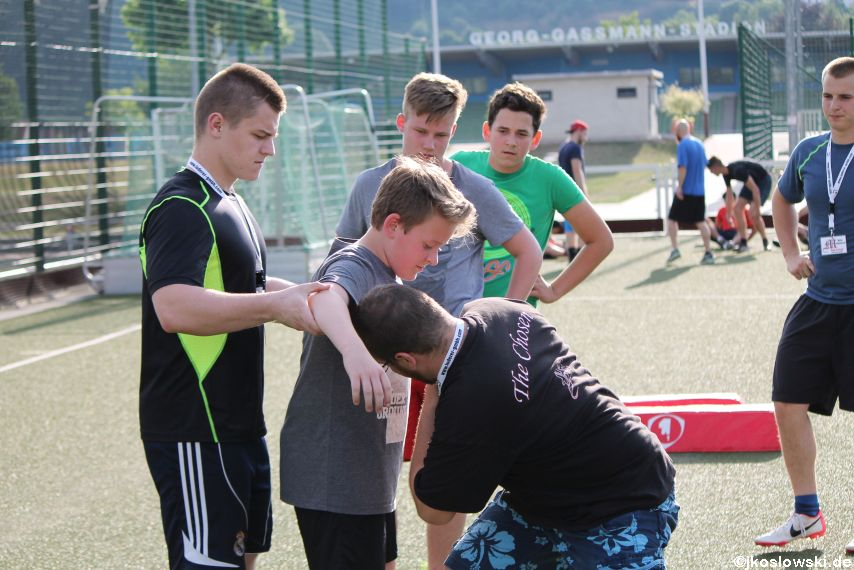 Try Out der Jugend Footballer der Marburg Mercenaries 298