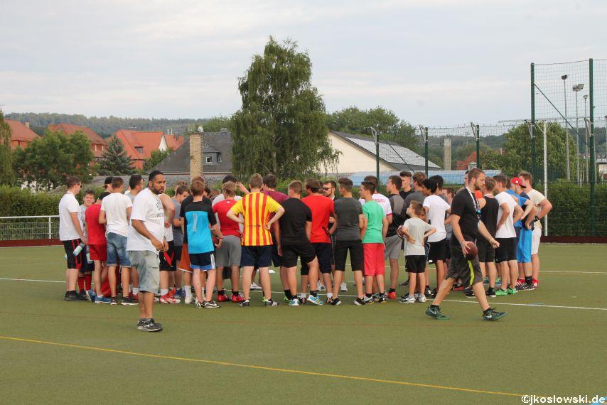 Try Out der Jugend Footballer der Marburg Mercenaries 307