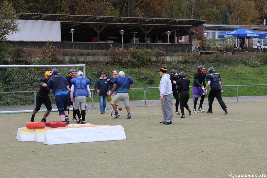 Hessen Pride U-17 Zweites Try Out Hessenpride in Kelkheim 014