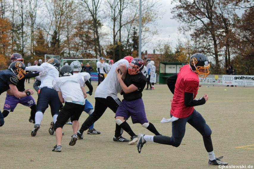 Hessen Pride U-17 Zweites Try Out Hessenpride in Kelkheim 053