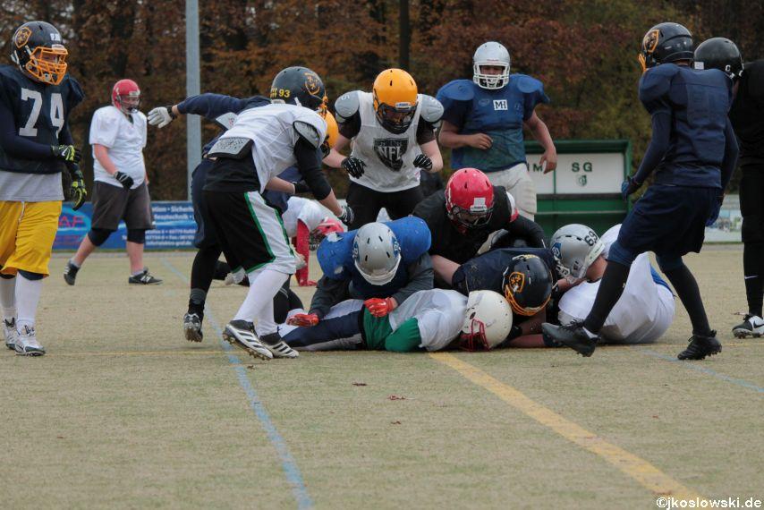 Hessen Pride U-17 Zweites Try Out Hessenpride in Kelkheim 071