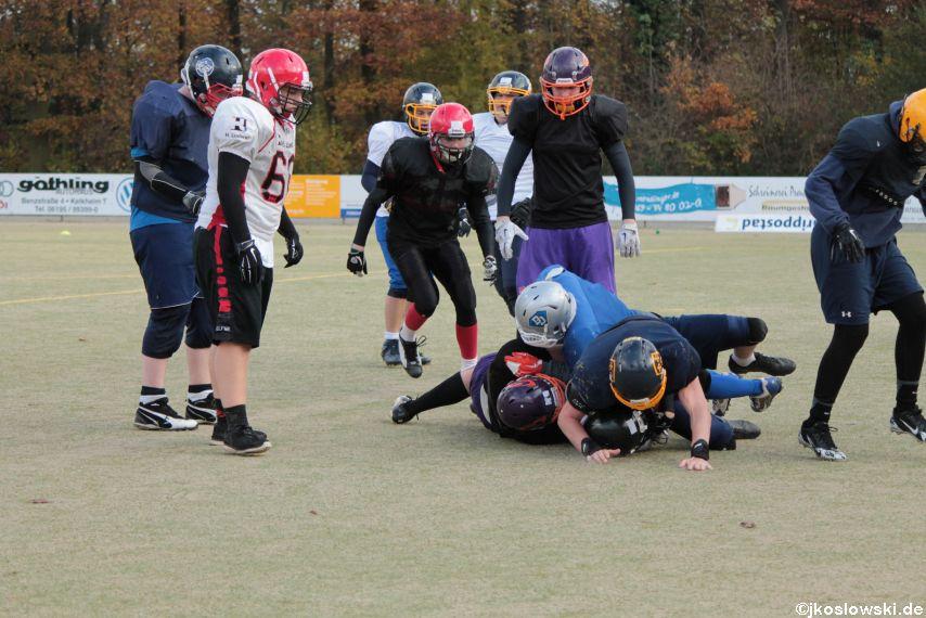 Hessen Pride U-17 Zweites Try Out Hessenpride in Kelkheim 087
